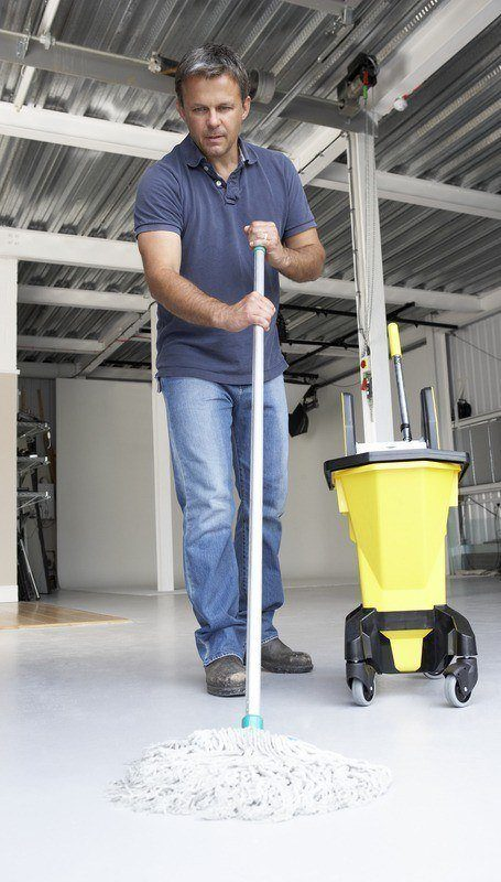 SanMar is a warehouse cleaning contractor in NYC.