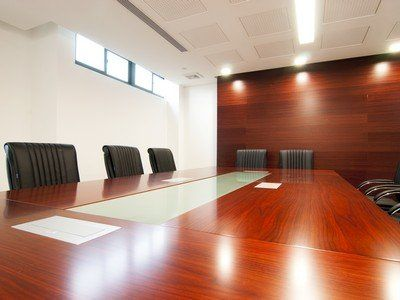 Cleaning law firm conference rooms is essential to impress clients.