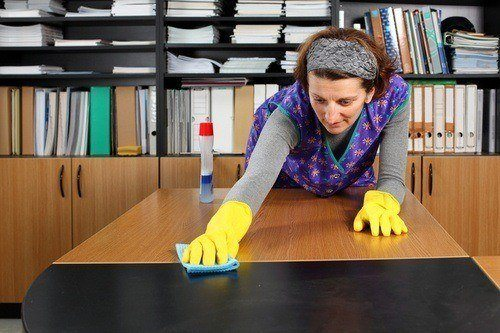 We clean legal offices in new York City with careful techniques.